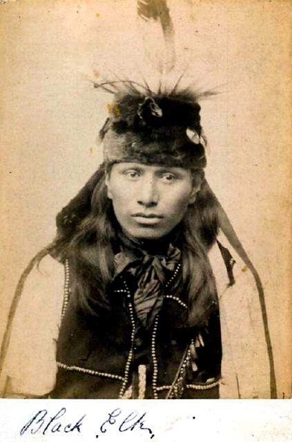 Black Elk Talar 1-9789150213010