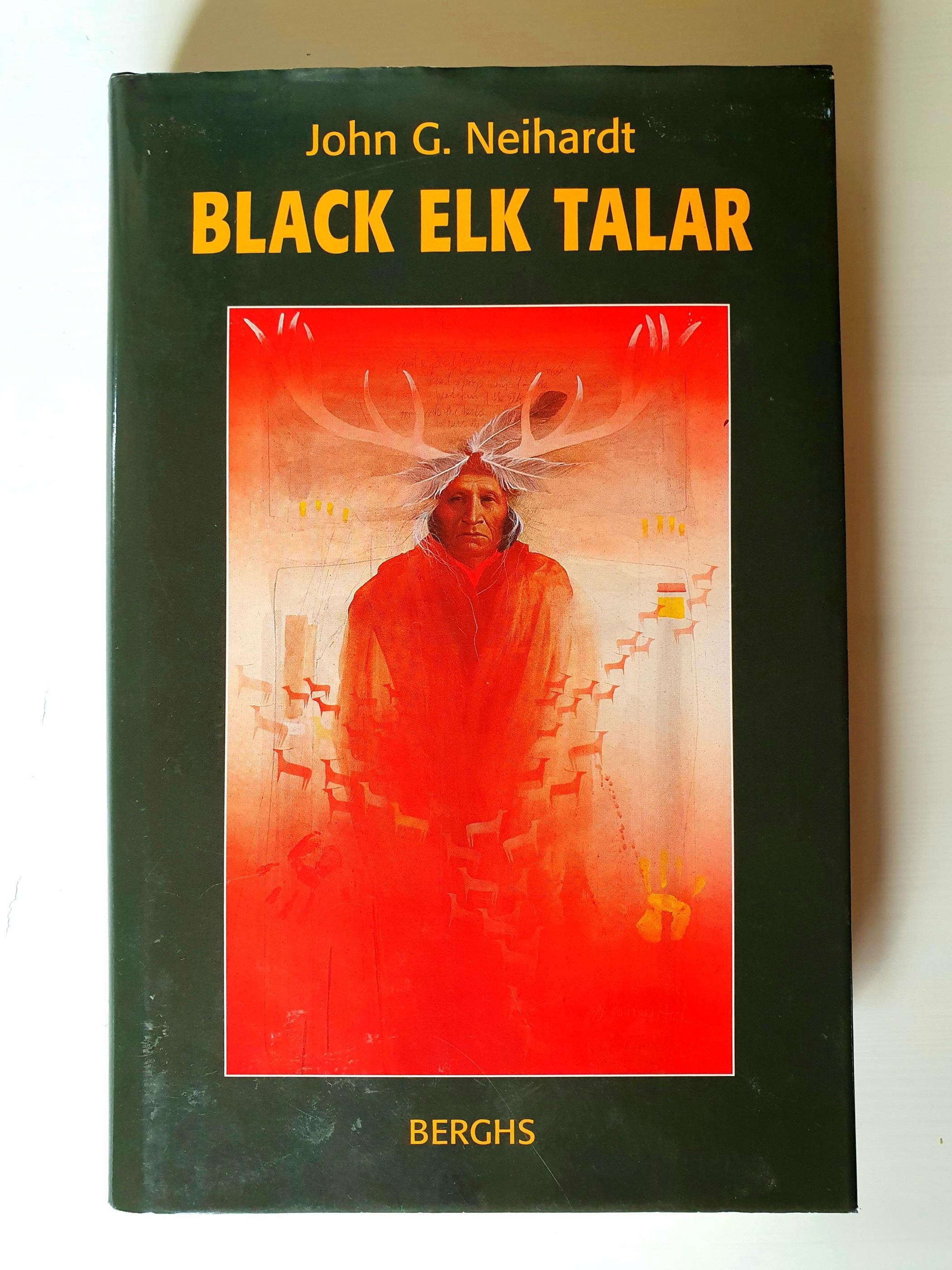 Black Elk Talar 9789150213010