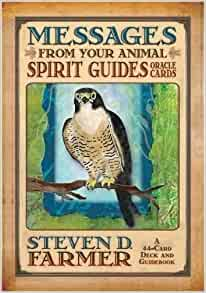 Messages From Your Animal Spirit Guides Cards  av Steven Farmer -