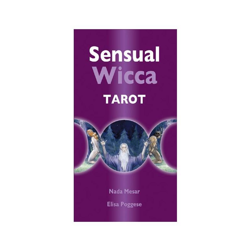 Sensual wicca tarot 97807387123212