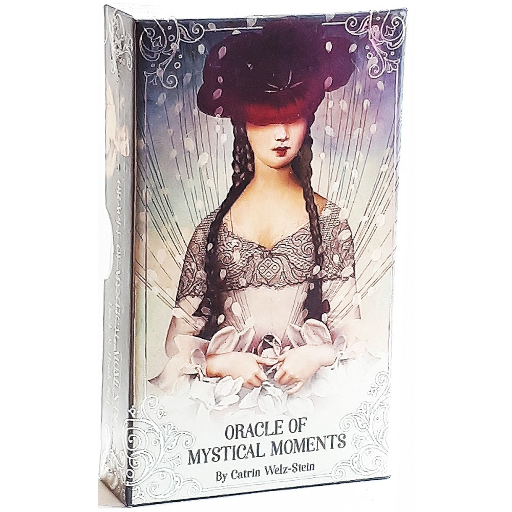 Oracle of mystical moments 9781572819207