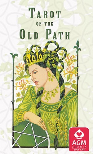 Tarot of the old path 9783905021400