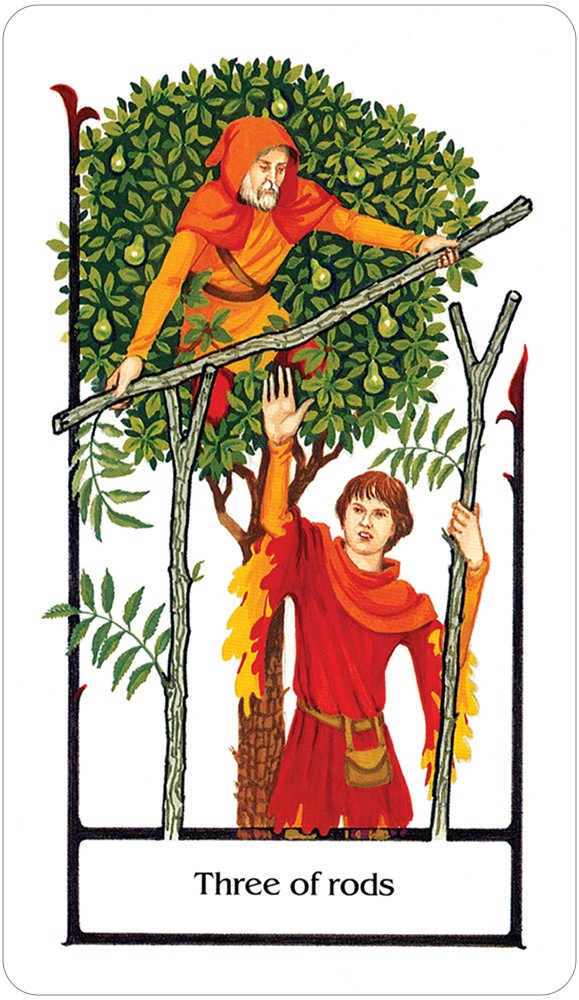 Tarot of the old path 9783905021400_1