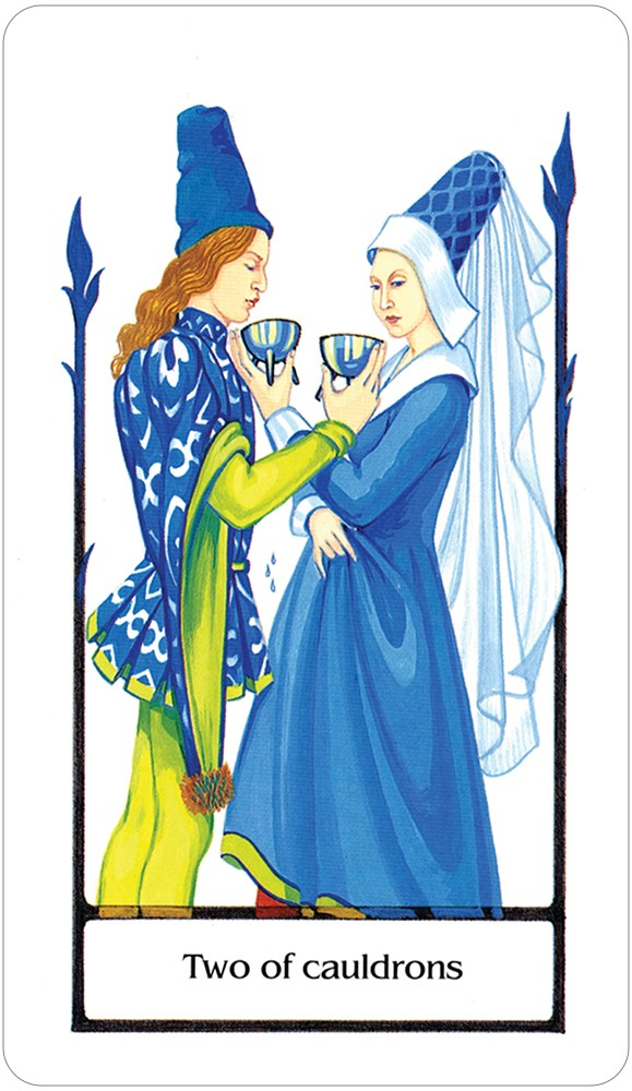Tarot of the old path 9783905021400_3