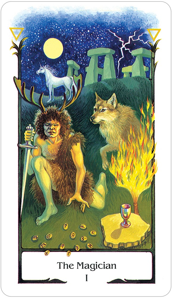 Tarot of the old path 9783905021400_5