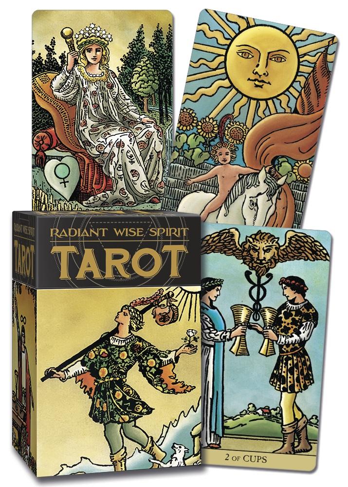 Radiant Wise Spirit Tarot 9788865275856
