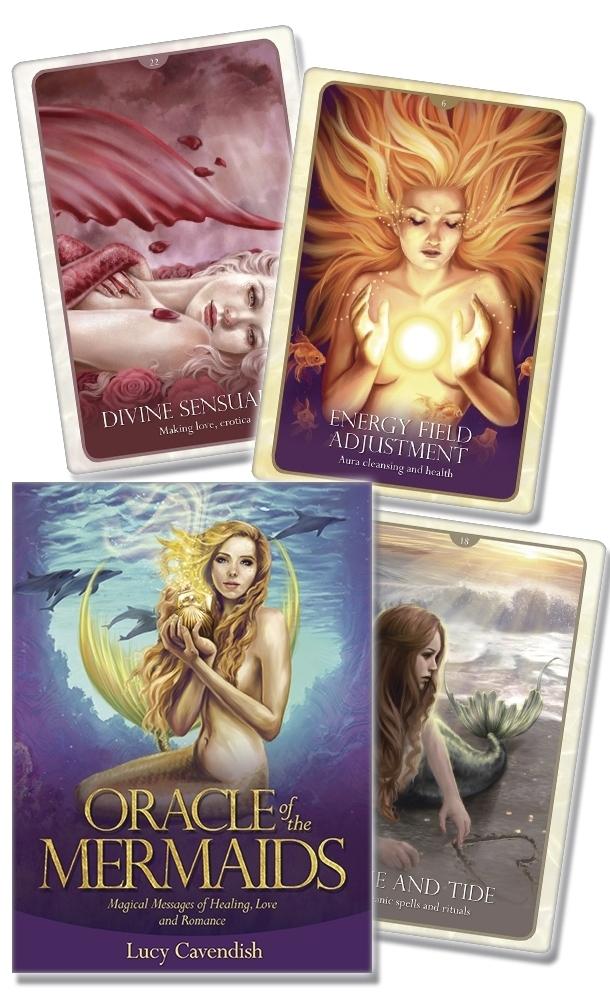 Oracle of the mermaids 9781922161031