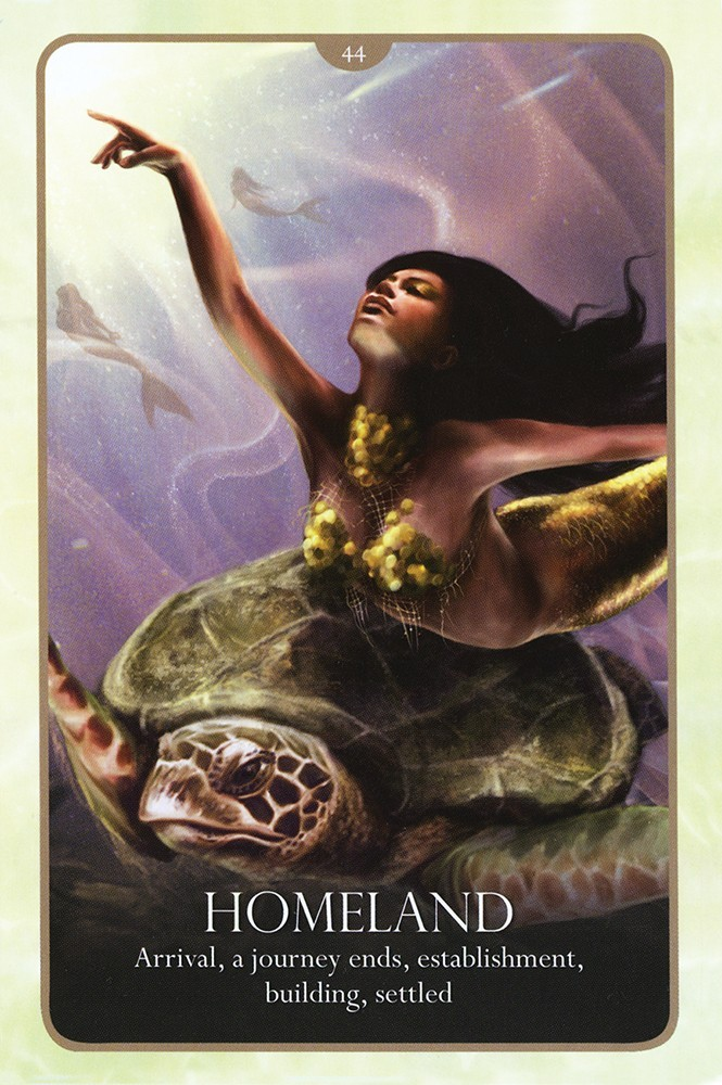 Oracle of the mermaids 9781922161031_2