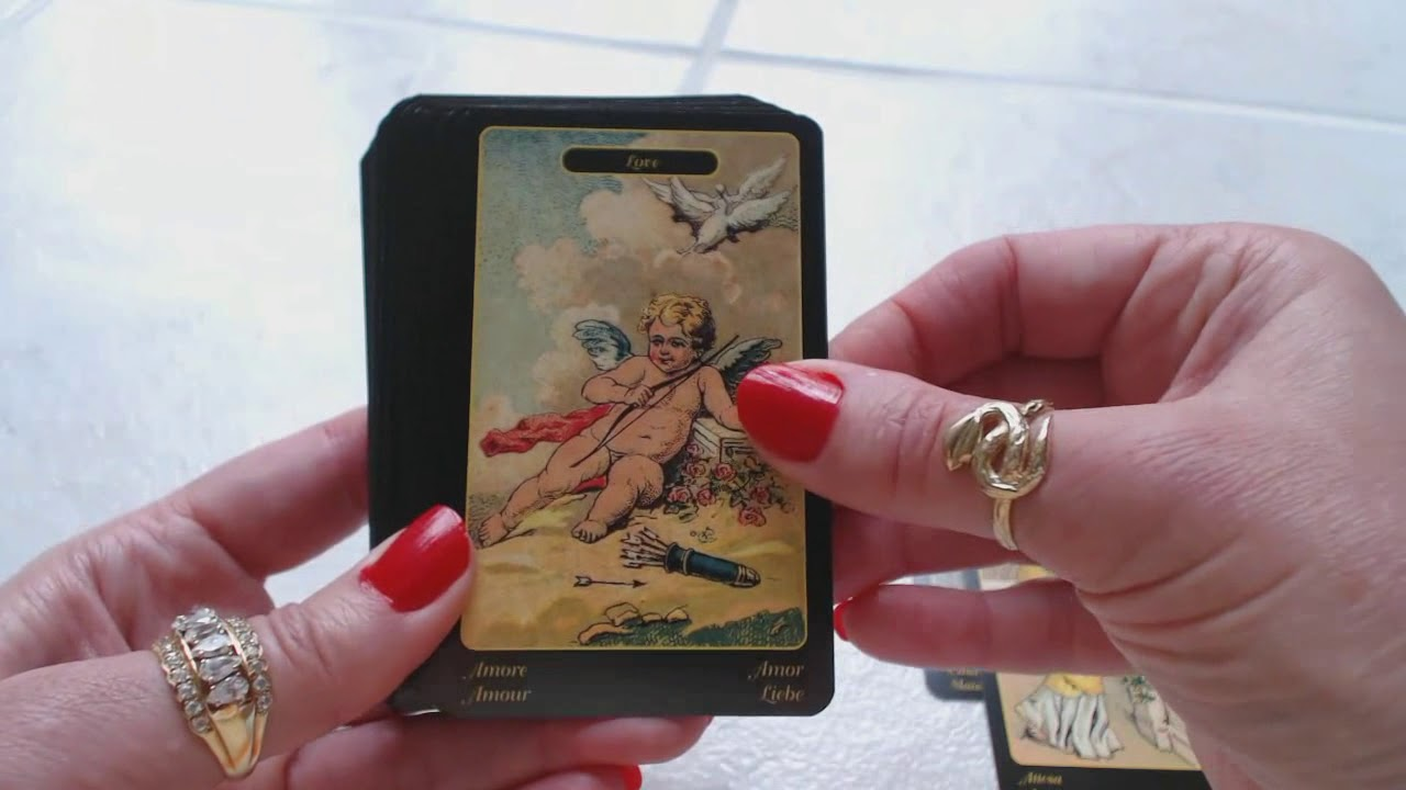 Gypsy oracle cards 9788883957857_4