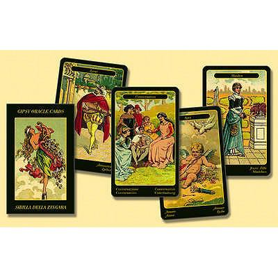 Gypsy oracle cards 9788883957857_1