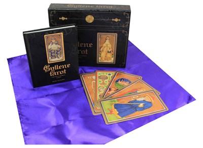 Gyllene tarot visconti-sforzakortleken mary packard 9789177837824