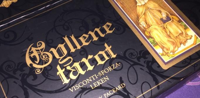 Gyllene tarot visconti-sforzakortleken mary packard 9789177837824_3