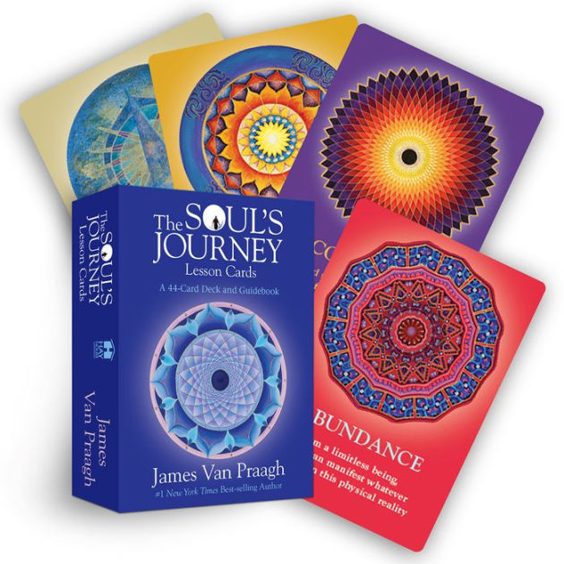 The souls journey lesson cards_9781401944711