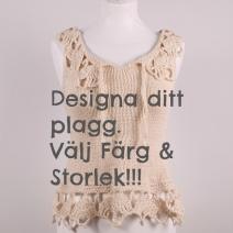 Designa ditt plagg. Välj Färg & Storlek - Designa ditt egen style
