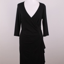 Olivia-fantastisk härlig klänning som du kommer att älska - Olivia svart