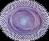 bubbles_plate_oval_35cm_purple_EBPU51B