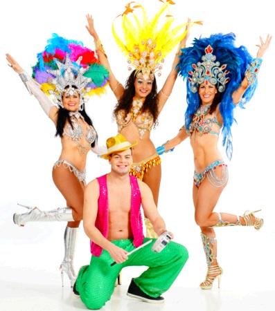 Samba Angels Möhippa Svensexa