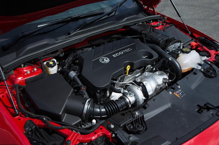 Opel Insignia Grand Sport 2017 motor