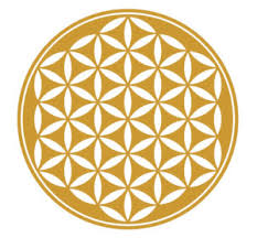 Sacred Geometry:Flower of Life, Livets blomma