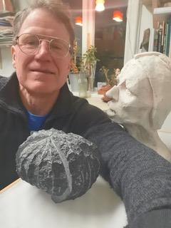 Jan-Erik Falk, assisterande konstnär, Ruskola