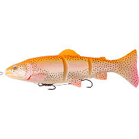 Line Thru Trout 20cm - Golden Albino