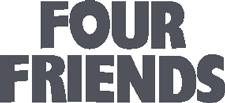 Four Friends - hundfoder, kattmat & godis