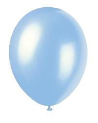 Ballonger 30cm 50p Pearl sky blue -