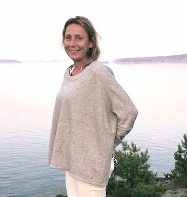 Christina Lundberg, FUR-instruktör och barnmorska på BB-Stockholm förlossning.