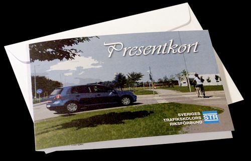 Presentkort 400:-