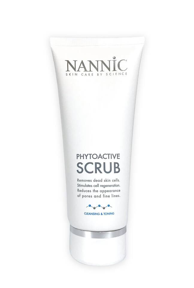 Nannic phytoactive scrub 200 ml v3