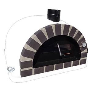 Forno Pizza White - Pizzaugn | Vedugn | Stenugn - 100x100 cm Forno Pizza