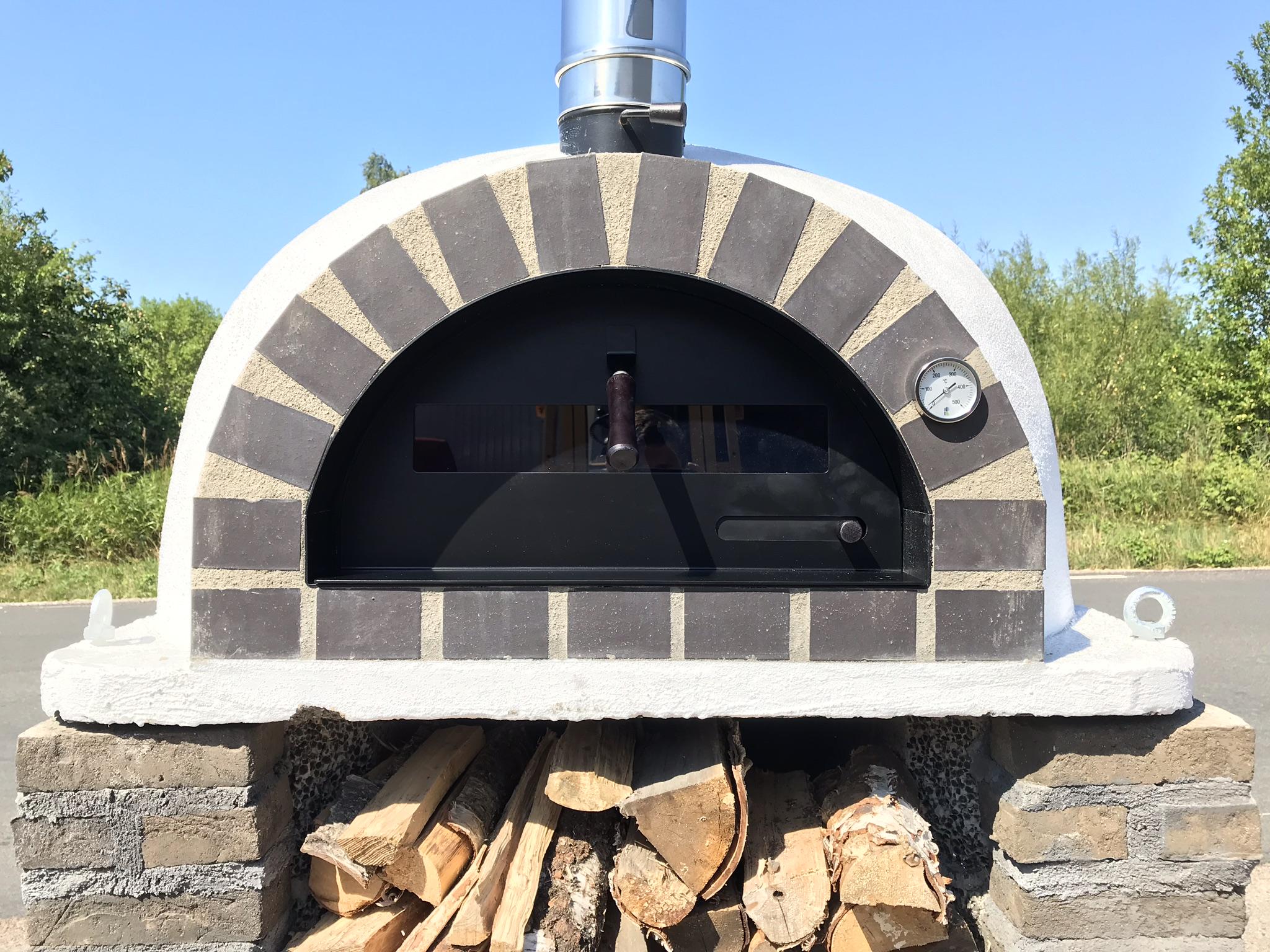 Pizzaugn, vedugn, stenugn - Forno Pizza