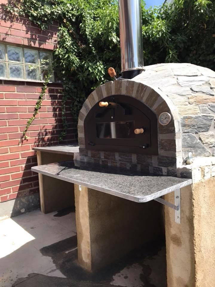 Pizzaugn | Vedugn | Stenugn Forno Stone