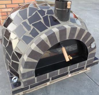 Pizzaugn | Vedugn | Stenugn Mosaik
