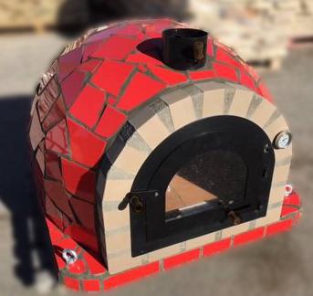 Pizzaugn | Vedugn | Stenugn Forno Mosaic