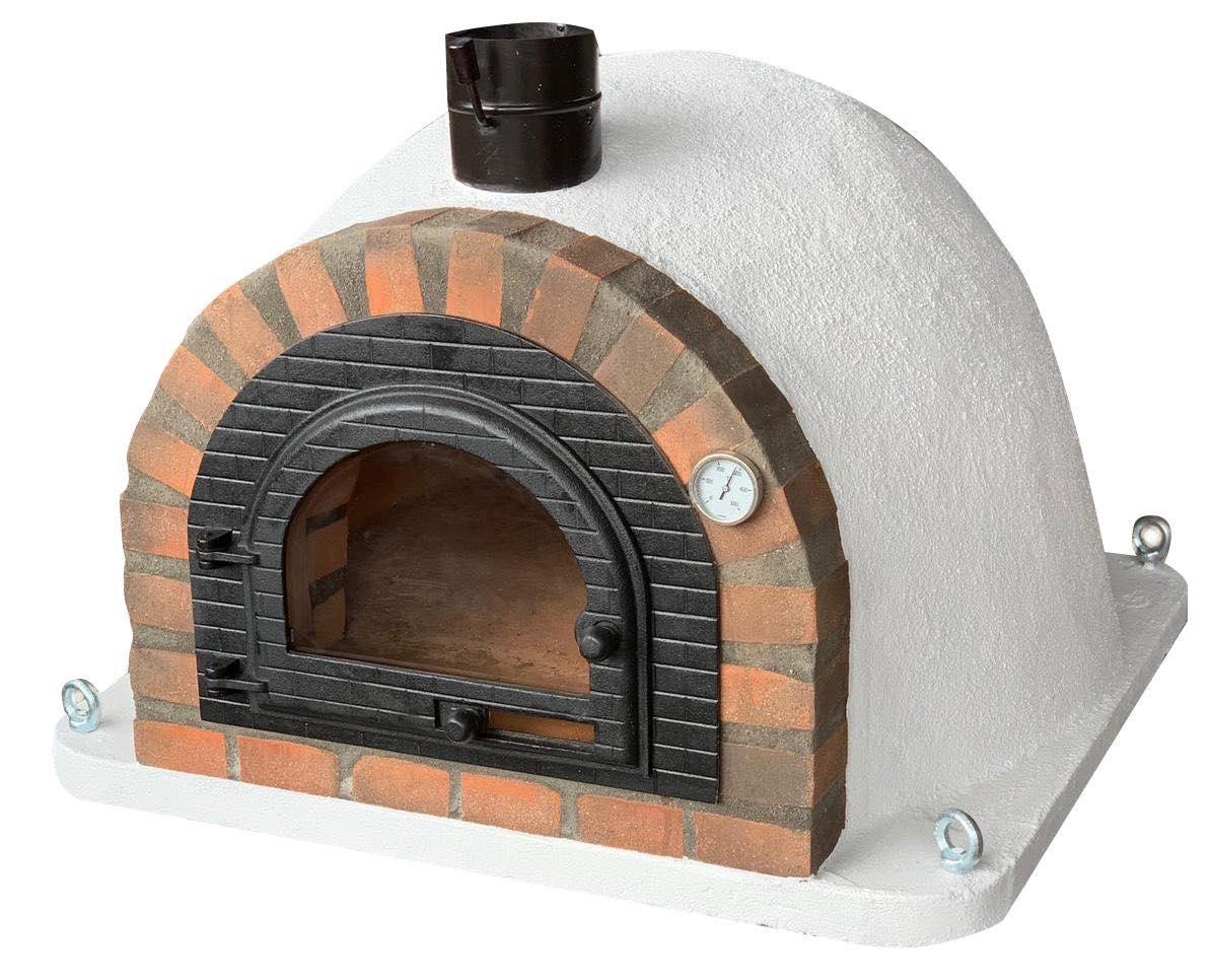 baka bröd i pizzaugn