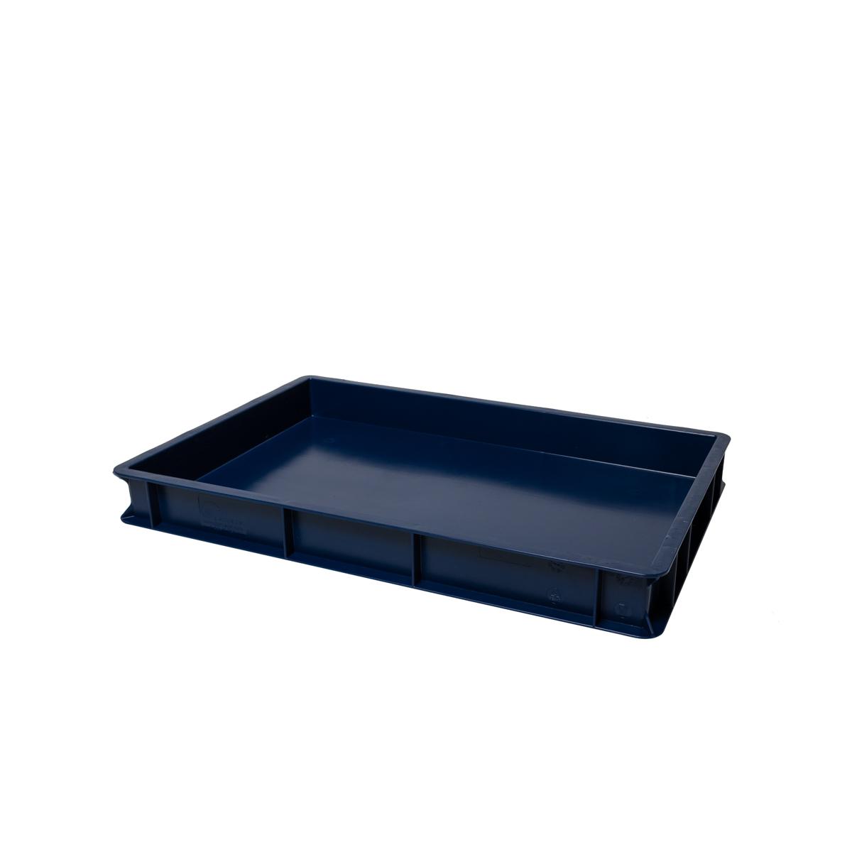 Koboltblå deglåda (lagervara 7cm)