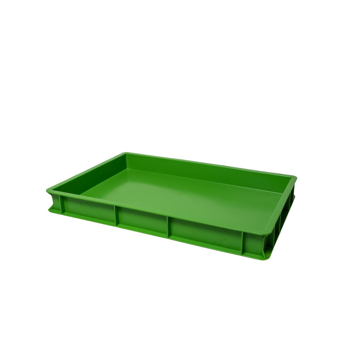 Grön deglåda  (lagervara 7cm)