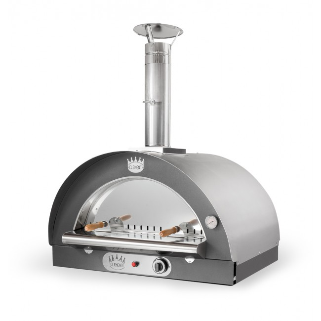 Family Gas Pizzaugn - tak i rostfritt