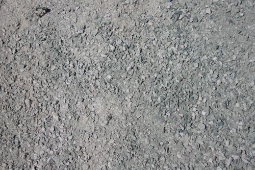 Stenmjöl 0-8, plattor/natursten, funkar bättre än sand