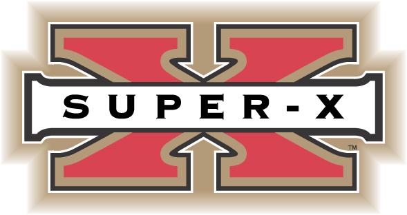 Super-X logga