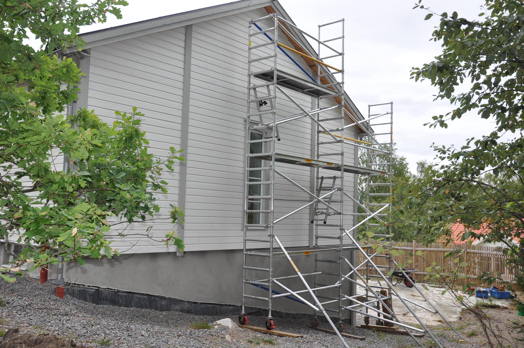 Ställning Hyr byggställning (2)