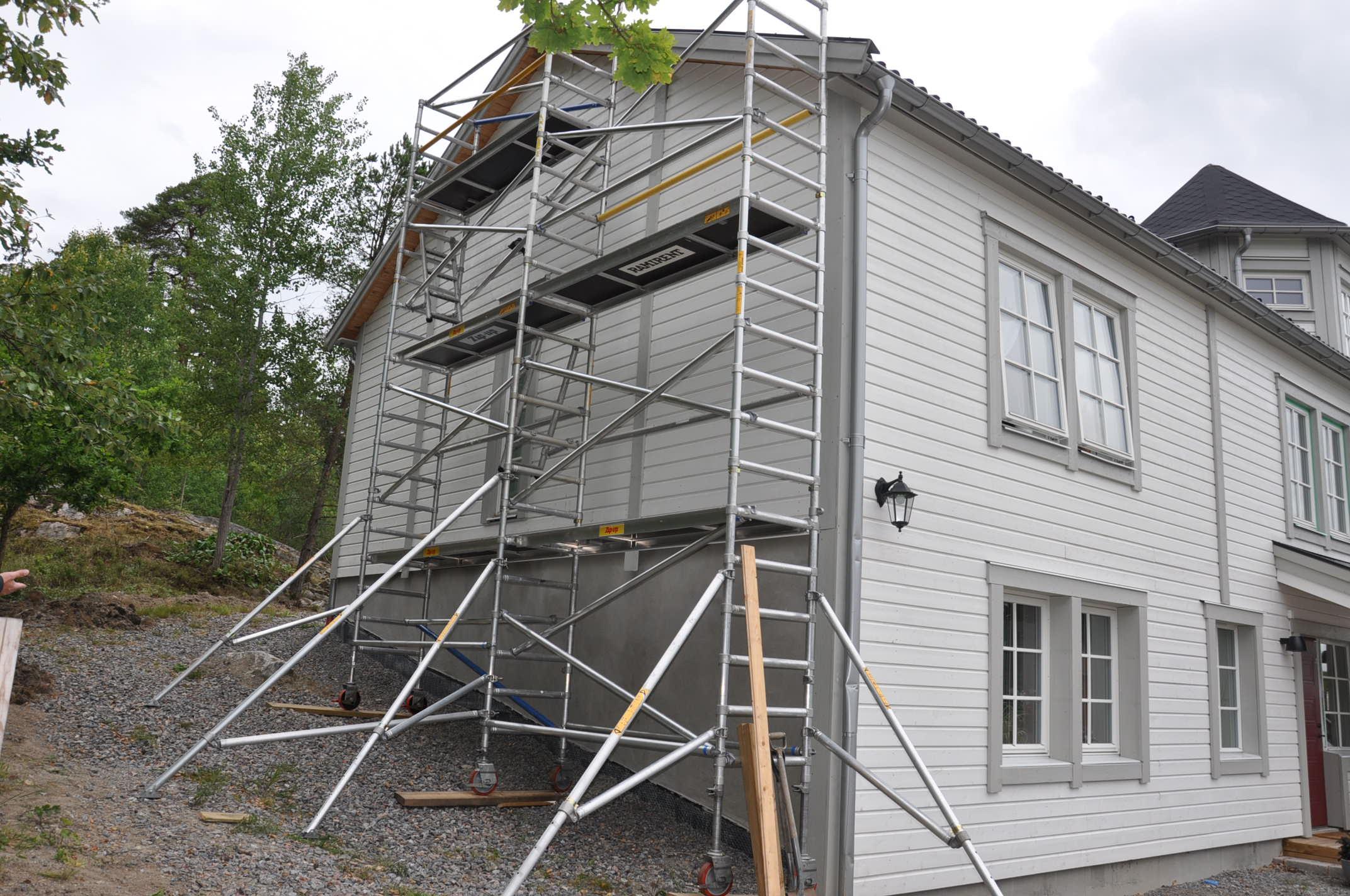 Ställning Hyr byggställning (3)