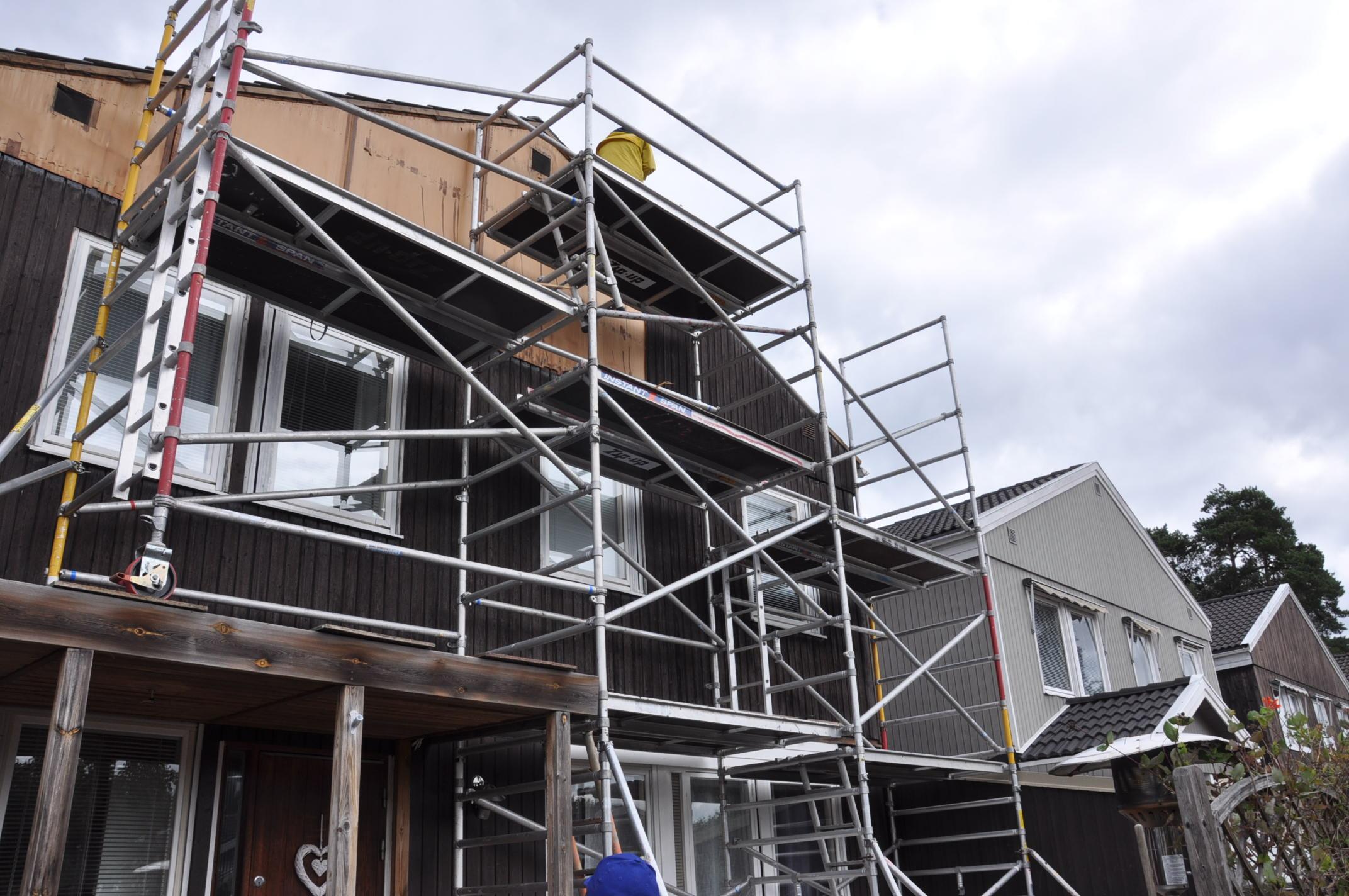 Byggställningar (3)