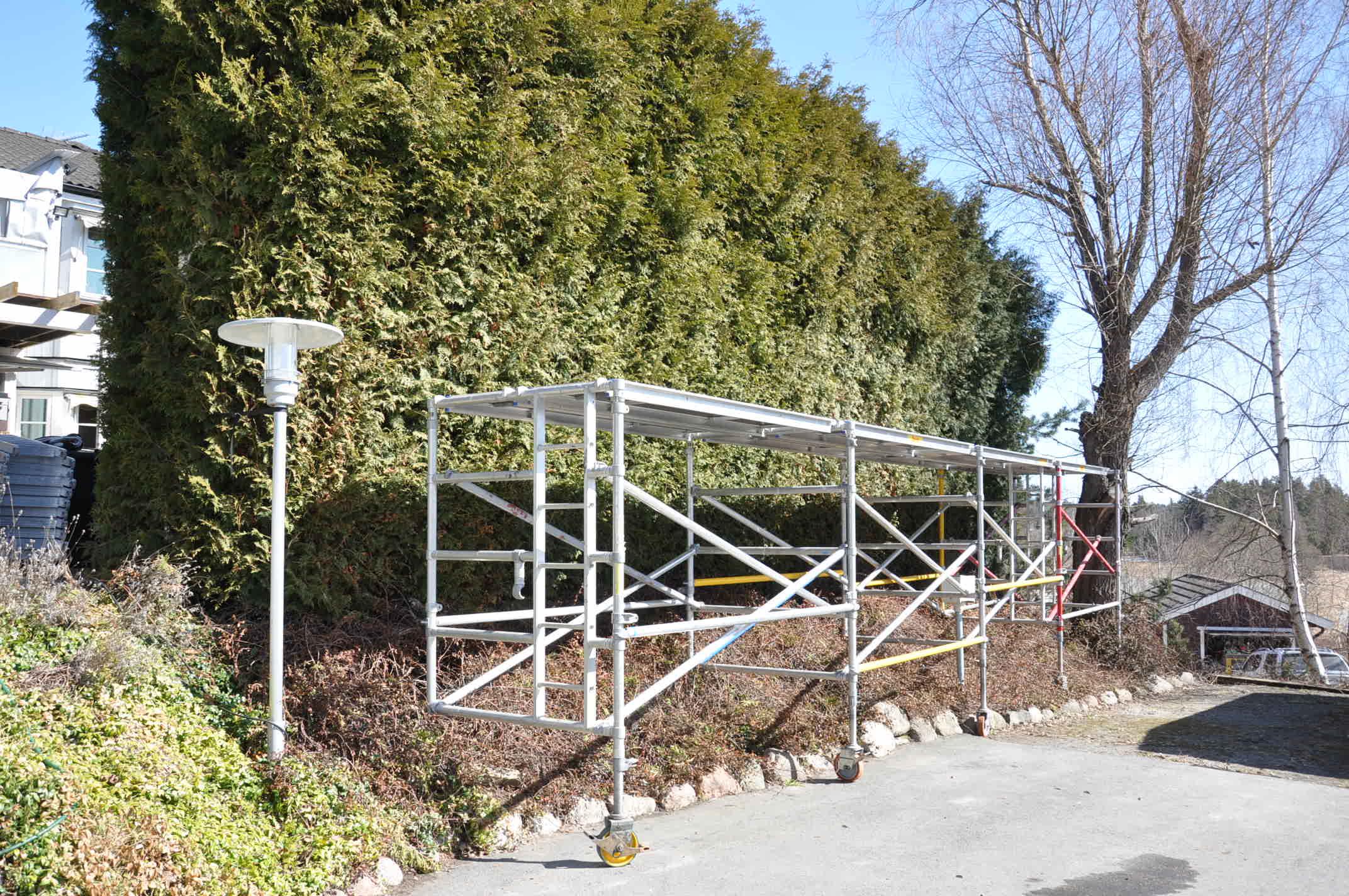 2 meter hyr byggställning stockholm målarställning måla ställning (6)