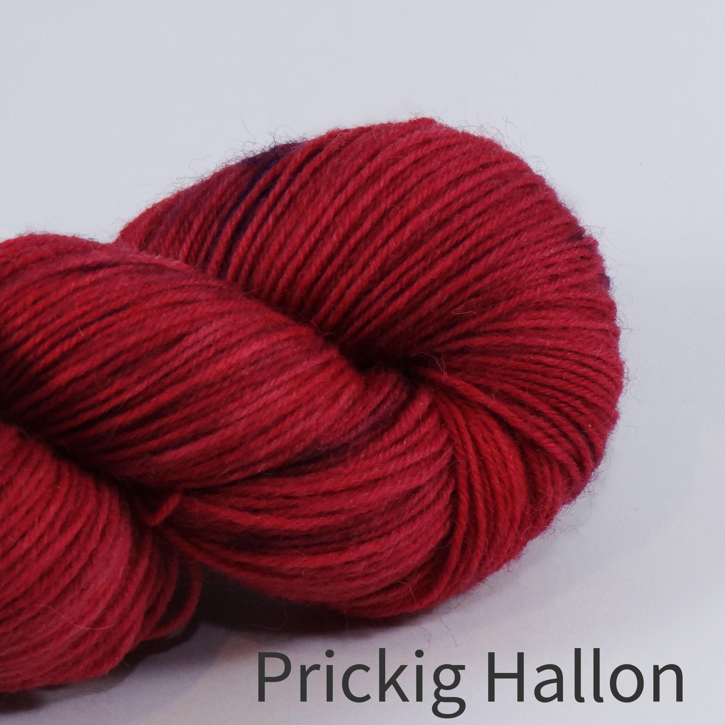 Prickig Hallon