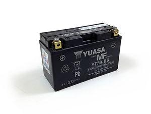 Batteri YUASA 12 v. -