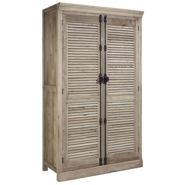 elmwood cabinet artwood billigt återvunnet trä skåp läckra handtag smideslås stängda dörrar ribb