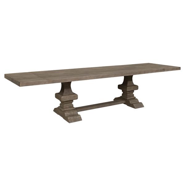 PARIS EXTENSION Diningtable matbord artwood billigt extra långt bord stort bort