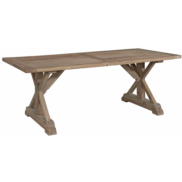 Elmwood Diningtable Matbord Trä Artwood Billigt